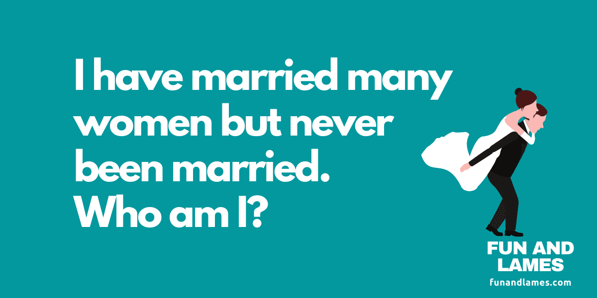 Hard riddle with answers about marriage